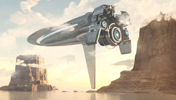 Eric_Lloyd_Brown_Concept_Art_Design_02_ship-visitors