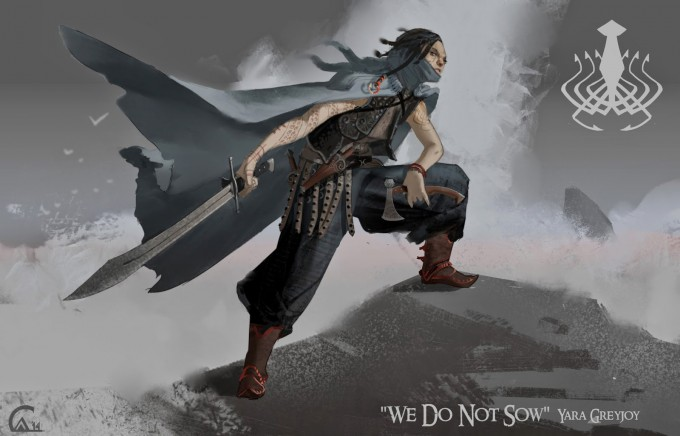 Game_of_Thrones_Concept_Art_Illustration_01_Alex_Chen_Yara_Greyjoy