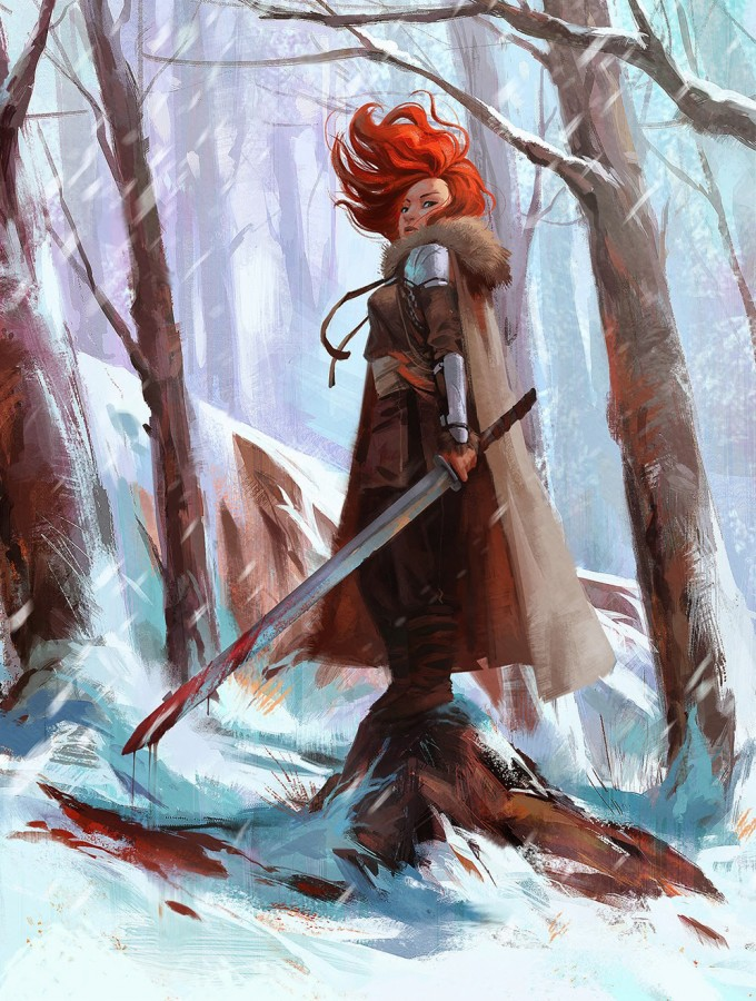 Game_of_Thrones_Concept_Art_Illustration_01_Mingjue_Helen_Chen_Ygritte
