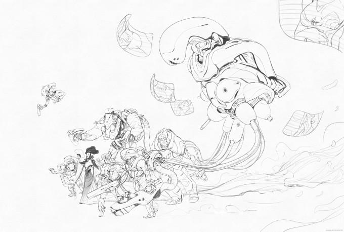 Graeme_McCormack_Concept_Art_Illustration_Nodeworld_madame_and_the_sacred_cow