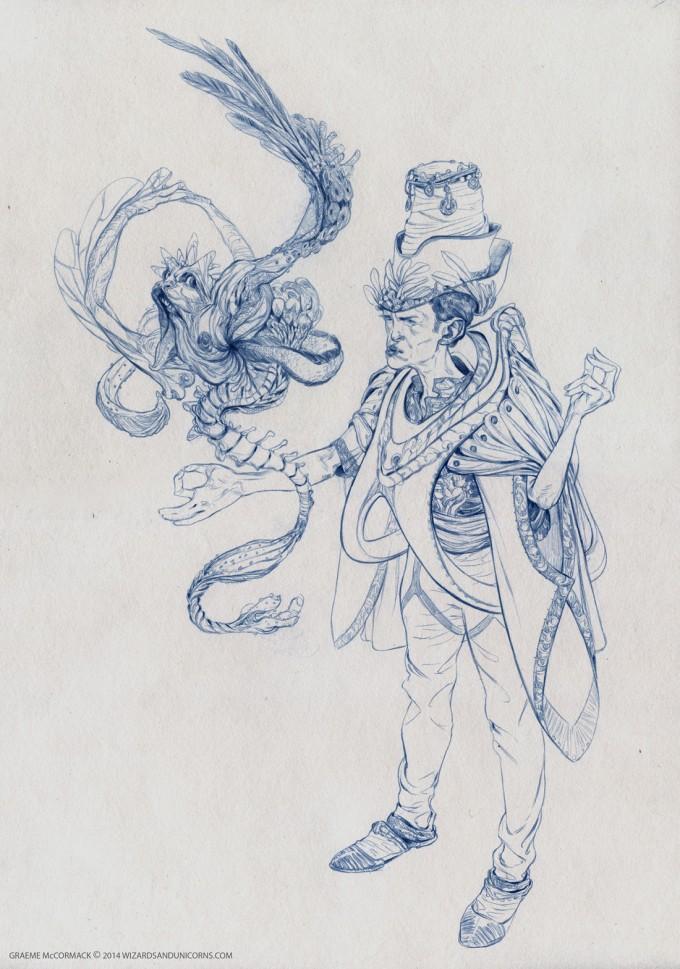 Graeme_McCormack_Concept_Art_Illustration_apprentice-summoner
