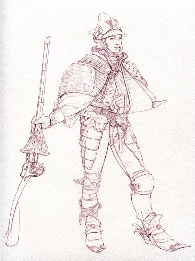 Graeme_McCormack_Concept_Art_Illustration_the_clipped_hussar