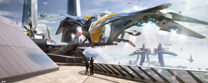 Guardians_of_the_Galaxy_Concept_Art_OP_06_Env_Xander_Cityscape_Xander_Departure_Platform