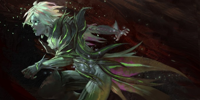 Guild_Wars_2_Caithe_Escape_Art_Illustration_Naomi_Baker