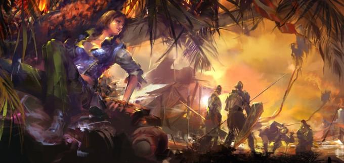 Jamie_Ro_Concept_Art_Illustration_Sunset-Mystery