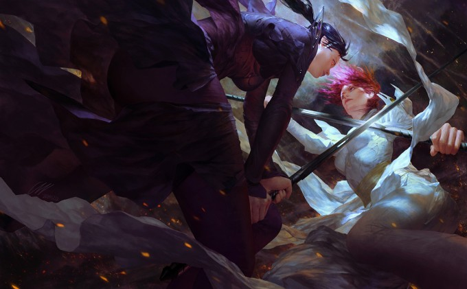 Zezhou_Chen_Concept_Art_Illustration_12_duel_of_the_fates