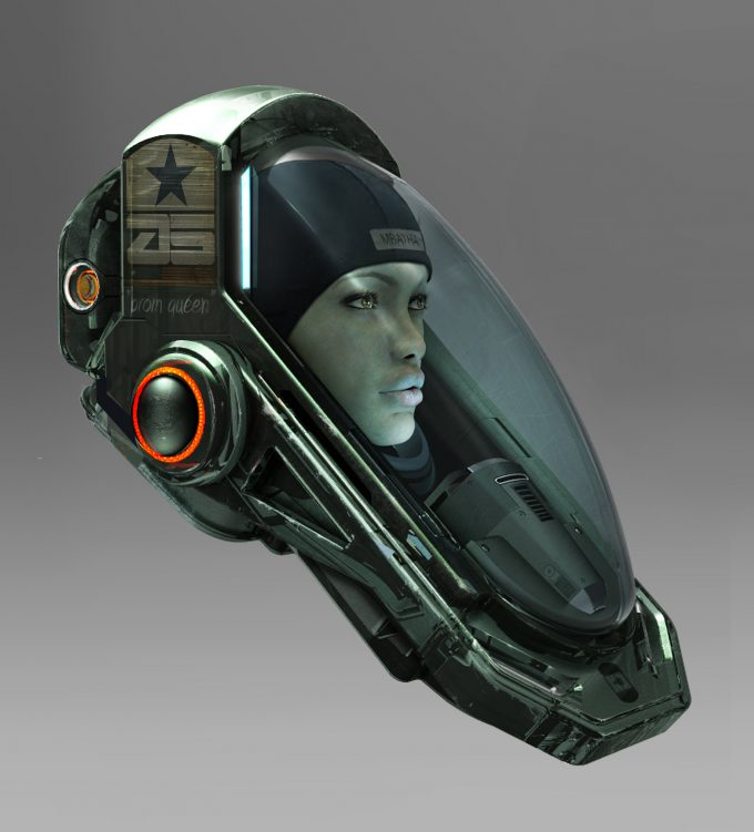 eric lloyd brown concept art design moebius inspired helmet