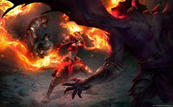 svetlin velinov art illustration devour in flames