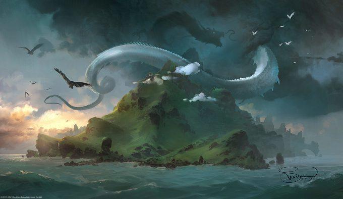 svetlin velinov art illustration island