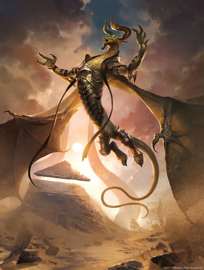 svetlin velinov art illustration nicol bolas the deceiver