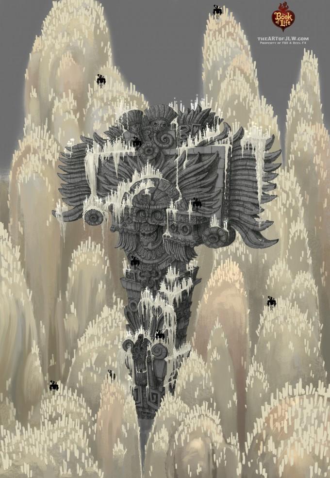 06_Book_of_Life_Concept_Art_JLW_Cave