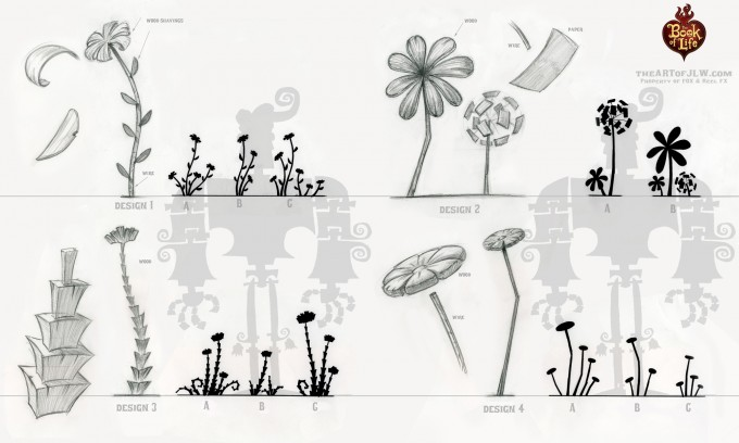 23_Book_of_Life_Concept_Art_JLW_Plant
