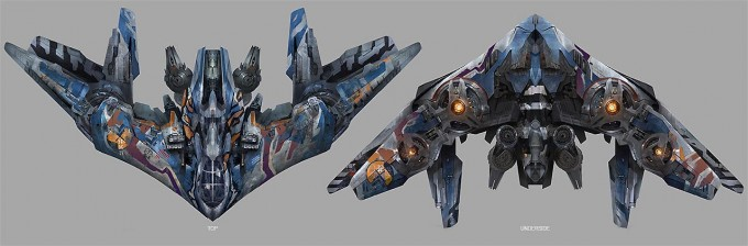 Guardians_of_the_Galaxy_Concept_Art_Atomhawk_YonduFighter_CombinedView