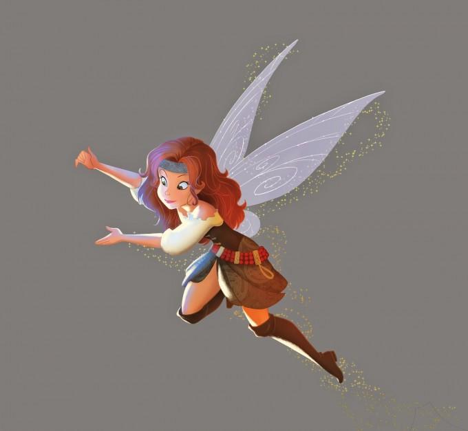 Sona_Sargsyan_Concept_Art_Illustration_Inks_Pirate_Fairy