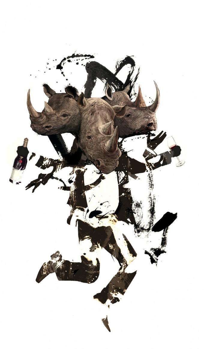 AJ_Frena_Art_Illustration_06_rhinoceros