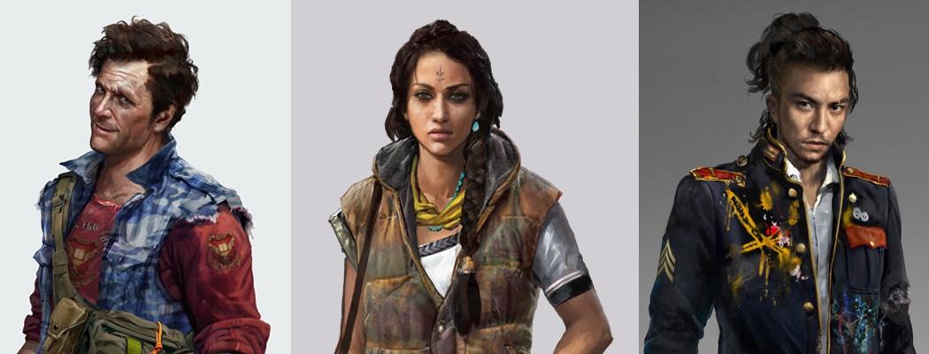 Far Cry 4 Concept Art Aadi Salman 01m