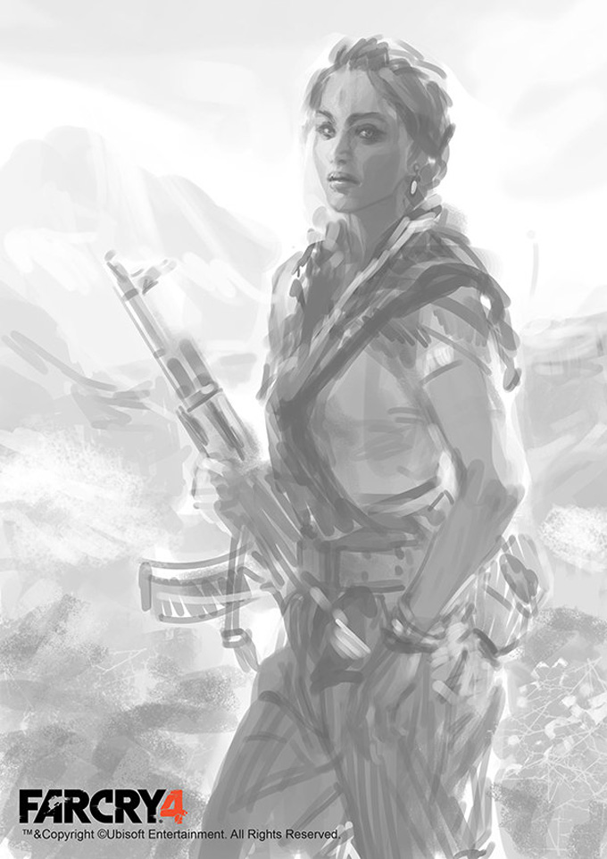 Far_Cry_4_Concept_Art_Aadi_Salman_amita-sketch-01-aadi