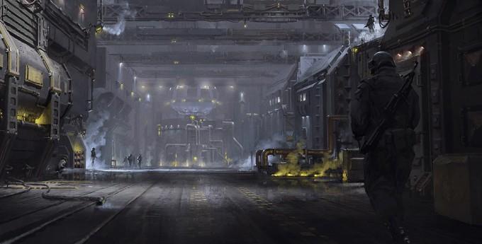Ivan_Khomenko_Concept_Art_10_Night_Firefight