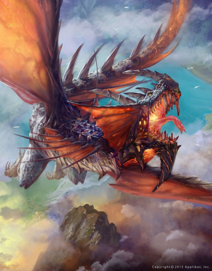 Kan_Muftic_Concept_Art_Illustration_02_Dragon