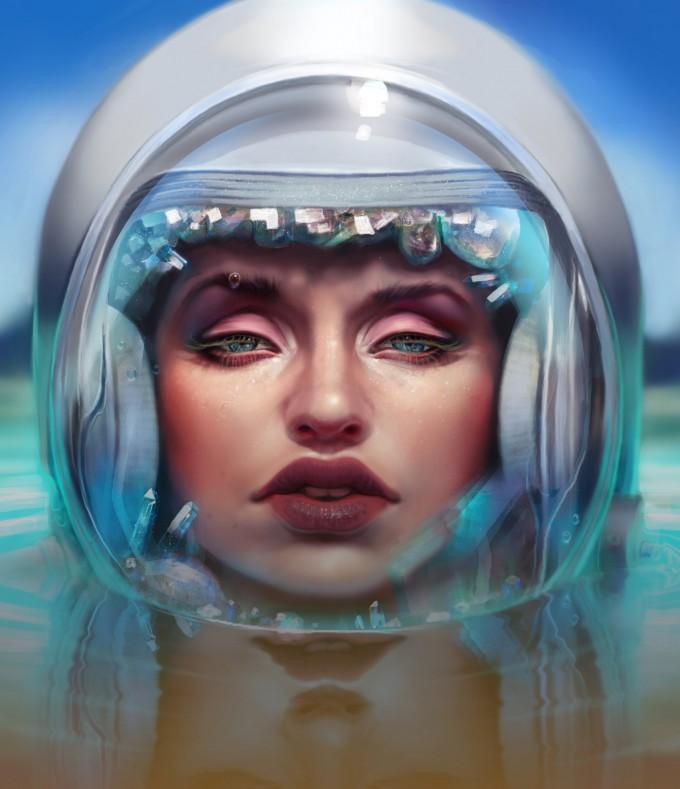 Space_Astronaut_Concept_Art_02_Kari_Gunther