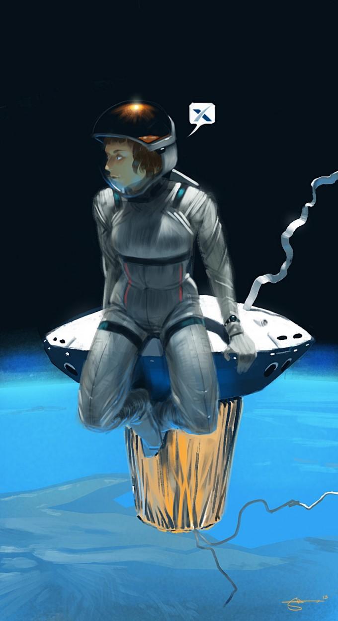 Space_Astronaut_Concept_Art_02_Stanley_Von_Medvey