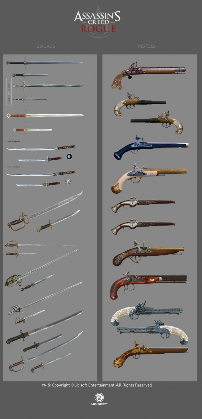 Assassins_Creed_Rogue_Concept_Art_Ivan_Koritarev_23_Weapons