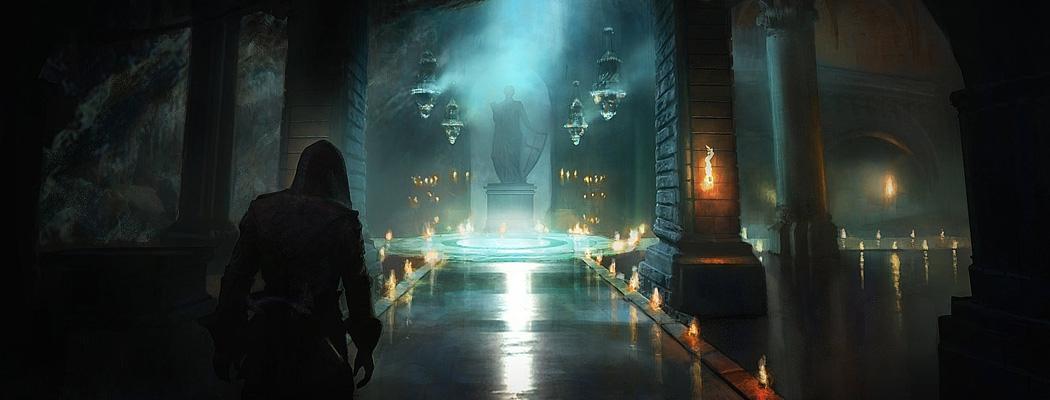 Assassins Creed Unity Concept Art Gilles Beloeil m01