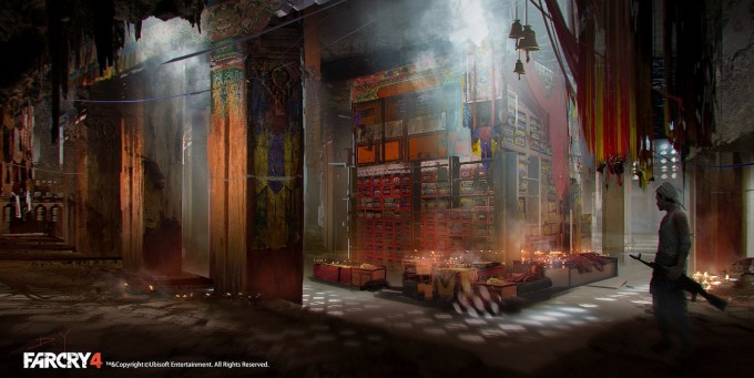 Far_Cry_4_Concept_Art_Donglu_Yu_08_temple_inside_library