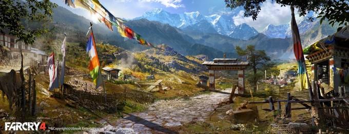 Far_Cry_4_Concept_Art_Donglu_Yu_13_village_entrance