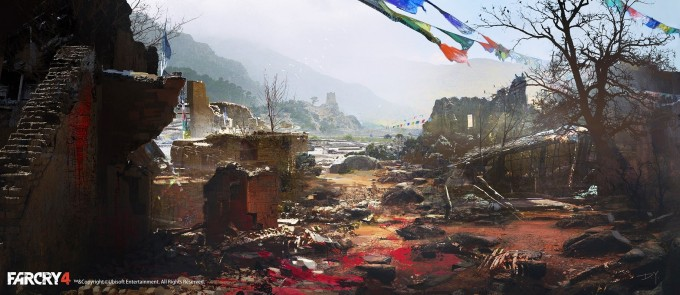 Far_Cry_4_Concept_Art_Donglu_Yu_14_temple-ruins
