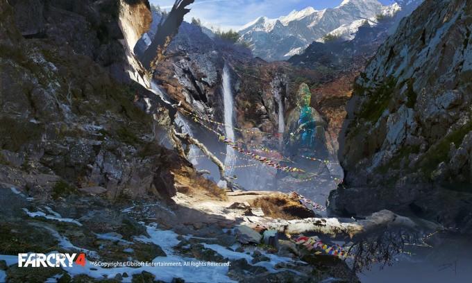 Far_Cry_4_Concept_Art_Donglu_Yu_17_mountain_path