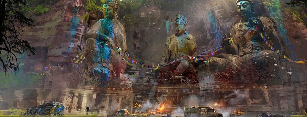 Far Cry 4 Concept Art Donglu Yu m01