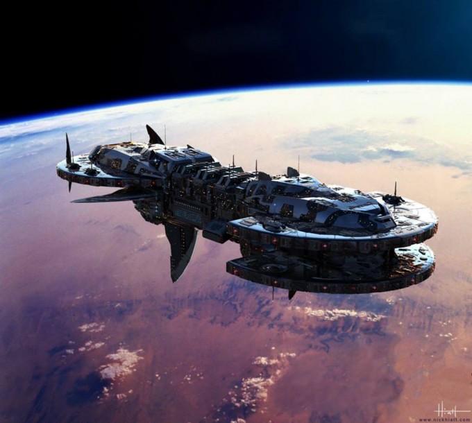 Nicholas_Hiatt_Spaceship_Design_Zbrush_06
