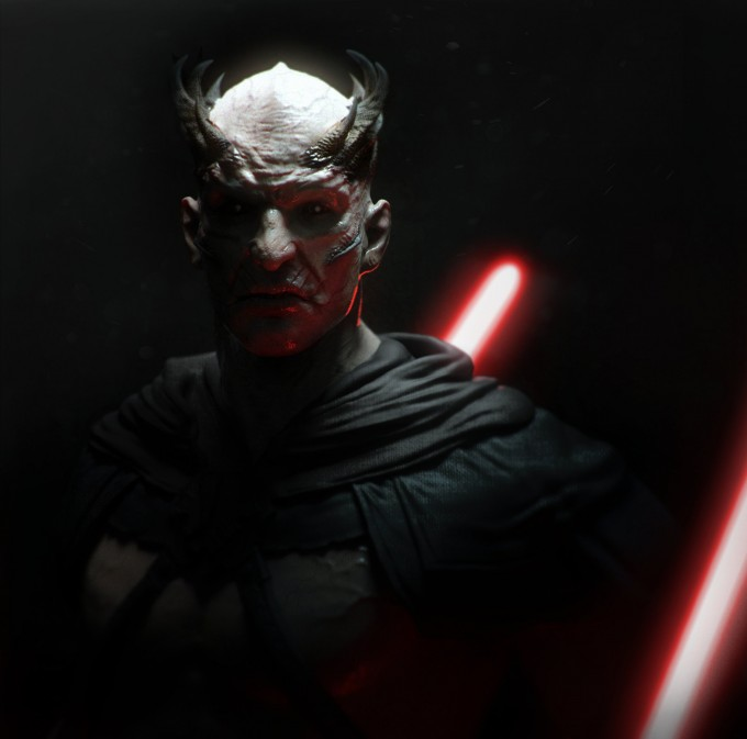 Star_Wars_Art_Illustration_01_Kevin-Demuynck-Sith_WIP