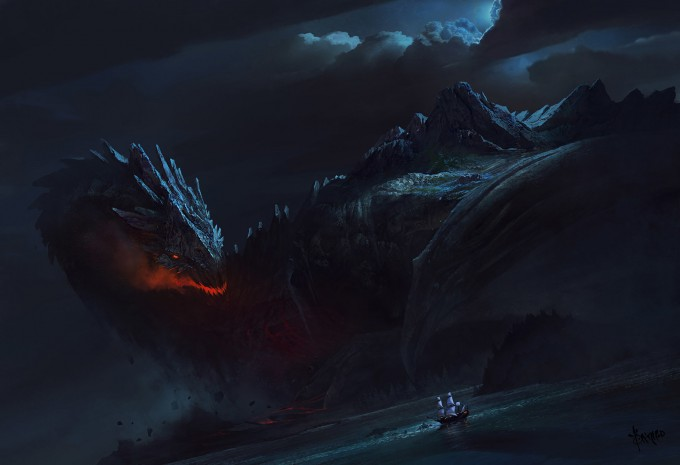 Bayard_Wu_Concept_Art_Illustration_1_05_Dragon_Island