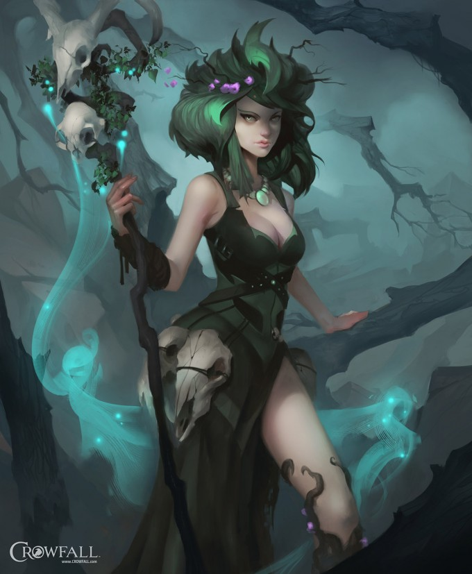 Crowfall_Concept_Art_Dave_Greco_Druid