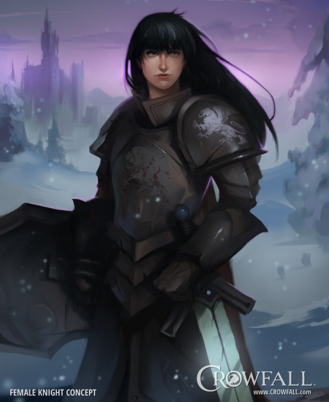 Crowfall_Concept_Art_Dave_Greco_Female_Knight