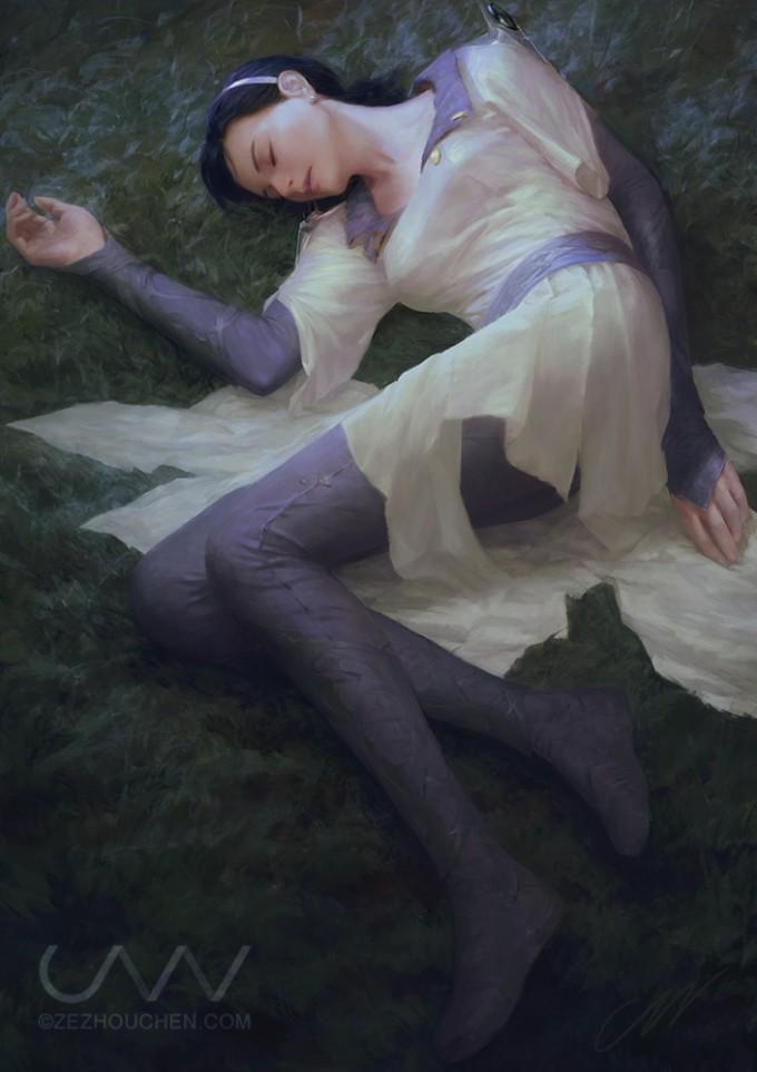 Zezhou_Chen_Concept_Art_Illustration_the_prophet_s_dream