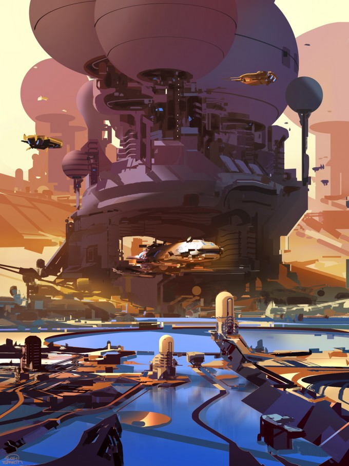 Structura_3_Sparth_Concept_Art_Book_thebay