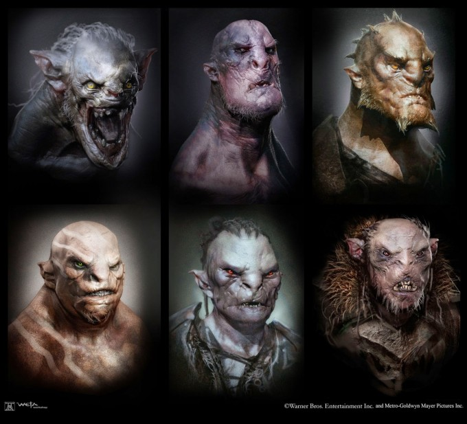 The_Hobbit_Battle_of_the_Five_Armies_Concept_Art_Andre_Baker_Orcs