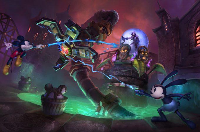 Disneys Epic Mickey 2 jordan lamarre wan 009
