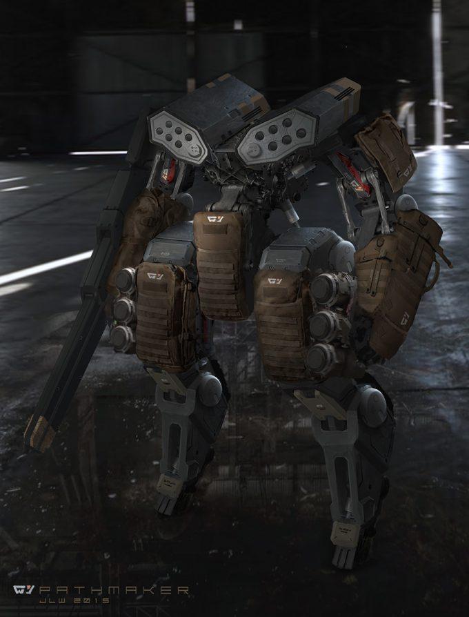 jroid s metal gear online concept art 028