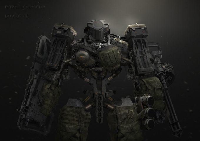 jroid s metal gear online concept art 029