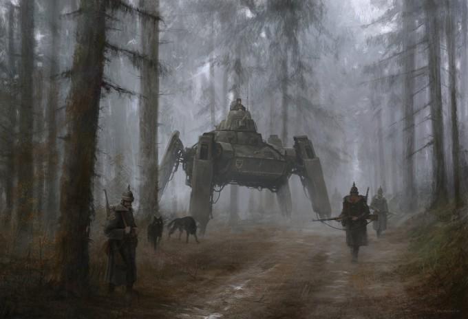 Jakub_Rozalski_Art_1920-germany-01