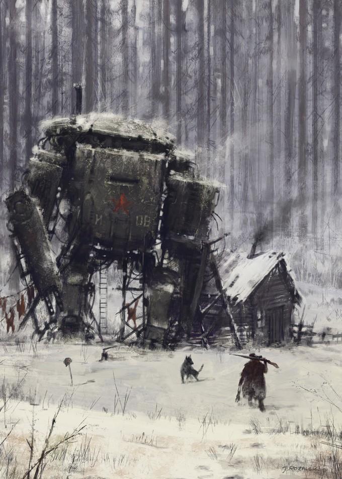 Jakub_Rozalski_Art_1920-retired-veteran-70na100small