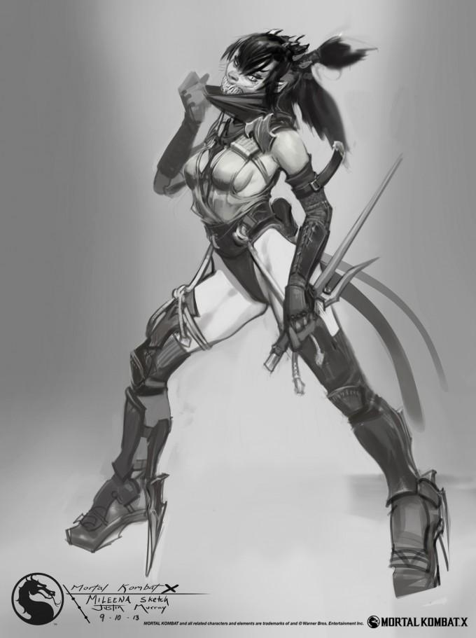 Mortal_Kombat_X_MKX_Concept_Art_JM_Mileena_speed