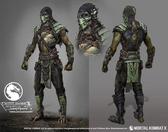 Mortal_Kombat_X_MKX_Concept_Art_JM_Reptile_Alt