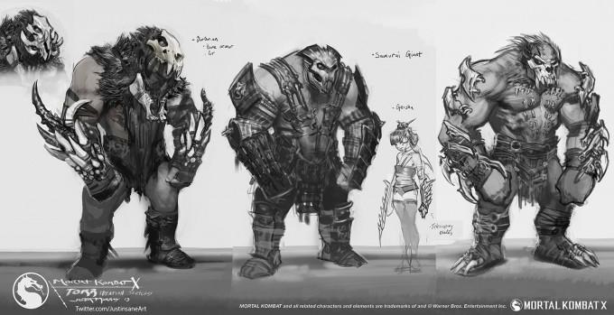 Mortal_Kombat_X_MKX_Concept_Art_JM_Torr_ideation_sketches_03