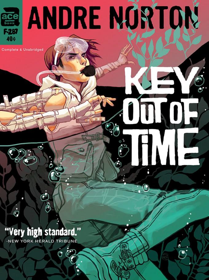 Sam_Schechter_Art_Illustration_Key_out_of_Time