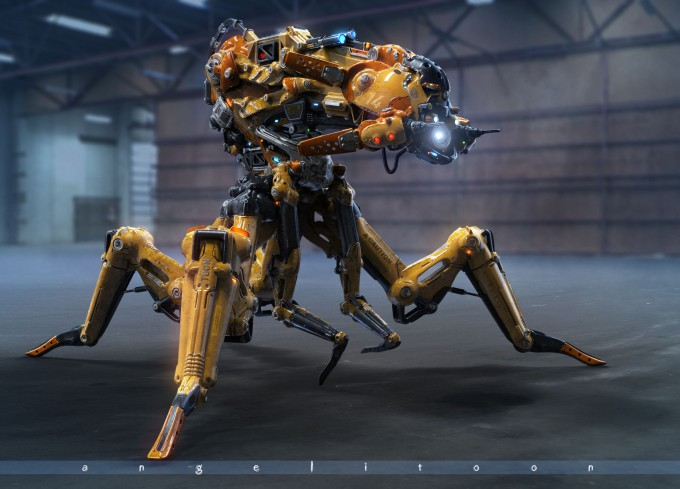 Angel_Alonso_Concept_04_Robot